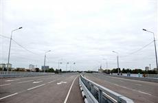 В Кирове торжественно открыли движение по путепроводу из Чистых прудов