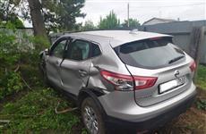 В Кинеле после ДТП машины разбросало по всей улице