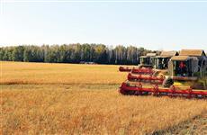 Аграрии губернии идут на рекорды