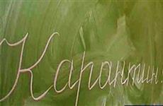 Карантин в школах продлили до 15 февраля