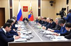 Глеб Никитин принял участие в совещании Президента Владимира Путина с членами Правительства