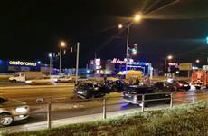 В Самаре за ночь задержали двух пьяных водителей, устроивших ДТП