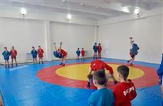 В Ульяновской области открылся Центр развития спортивного и боевого самбо
