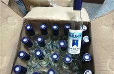 В Самарской области нашли продавцов незаконного алкоголя