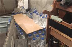 В Тольятти изъято более 1 тыс. литров фальсифицированного алкоголя