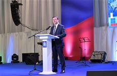 """Дмитрий Азаров: """"Бюджет региона скорректируют с учетом интересов науки"""""""