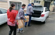 Правительство Нижегородской области предоставило автомобили волонтерам ОНФ