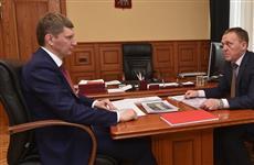 За три года в Краснокамском городском округе модернизируют коммунальные сети и общественные пространства