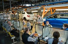 АвтоВАЗ возобновил производство