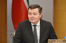 Главным федеральным инспектором по Республике Татарстан назначен Виктор Демидов