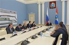 Проект ремонта ул. Ново-Садовой представили губернатору