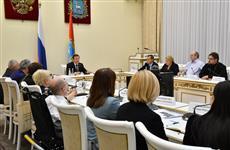 Глава региона провел встречу с победителями конкурса президентских грантов