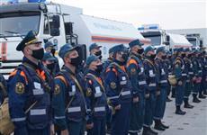 Из-за коронавируса самарские спасатели отправились в Дагестан на подмогу