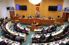 Депутаты Самарской губдумы одобрили внесение поправок в Конституцию
