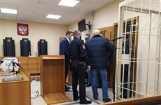 Начальника самарской полиции Вячеслава Хомских арестовали на два месяца
