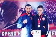 Самарская боксерша Владлена Безлапова выиграла серебро всероссийских соревнований