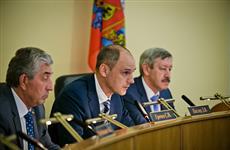 """Денис Паслер: """"Муниципальные образования Оренбуржья получат 3,8 млрд руб. бюджетной поддержки"""""""