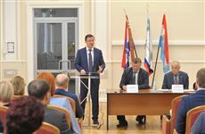 Дмитрий Азаров обсудил с руководителями промпредприятий стратегические вопросы развития экономики губернии