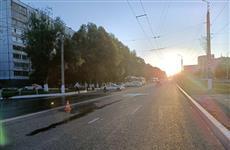 В Новокуйбышевске под колесами легковушки погиб пешеход