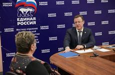 Дмитрий Азаров встретился с жителями Сызрани и назвал сроки решения их проблем