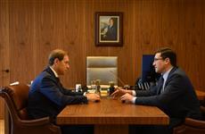 Денис Мантуров и Глеб Никитин обсудили реализацию в регионе национальных проектов в сфере промышленности и экспорта