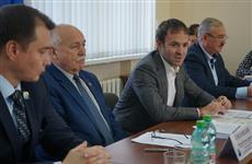 Евгений Серпер посетил с рабочей поездкой Жигулевск