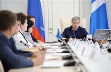"""Алексей Русских: """"Каждый объект, возводимый за бюджетные средства, должен быть сделан качественно и в срок"""""""