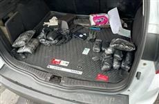 В Тольятти остановили Ford Focus 4 кг героина, спрятанными в кузове