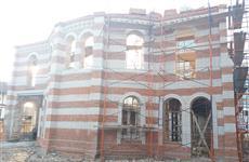 В Самаре восстановили восточный фасад Хоральной синагоги