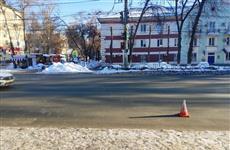 В Самаре женщина за рулем Opel сбила ребенка