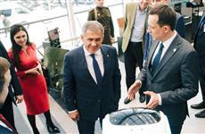 На выставке в рамках итоговой коллегии Минцифры Татарстана представили новые проекты в области ИТ