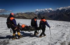 На Эльбрусе альпинист из Самары помог спасти напарника из Липецка