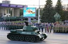 Башкортостан торжественно отметил День Победы