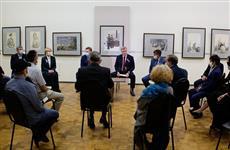 Игорь Васильев встретился с руководителями национальных сообществ региона