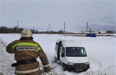 Один человек погиб и четверо пострадали в ДТП с грузовиком и маршруткой под Тольятти
