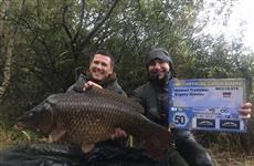 Самарские рыбаки выиграли 15 тыс. евро на соревнованиях во Франции