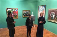 В Самаре открылась выставка мексиканской гравюры XX века