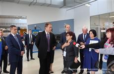 Игорь Комаров посетил Ульяновский межрегиональный центр компетенций и автозавод