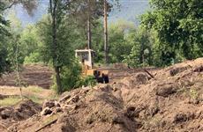 В Самаре начато благоустройство сквера Овчарова