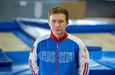 Тольяттинец Михаил Мельник завоевал серебро II Европейских игр в прыжках на батуте