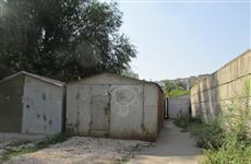 В Самаре снос самовольных гаражей угрожает электроснабжению жителей