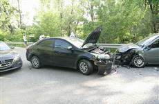 Тольяттинец устроил ДТП при попытке объехать стоящую машину