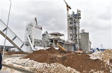 В Башкортостане готовится к запуску второй в России завод белого цемента
