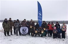 В регионе стартовала эстафета соревнований по зимней рыбалке