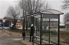35 новых остановочных павильонов появятся в Дивеевском и Арзамасском районе в этом году в рамках развития кластера