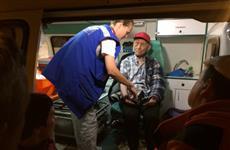 Жигулевские волонтеры за несколько часов нашли пенсионера, два дня плутавшего в лесу