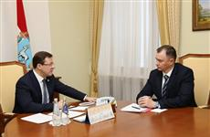 Дмитрий Холин поборется за кресло главы Жигулевска