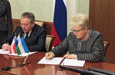 В правительстве Башкортостана подписаны соглашения о сотрудничестве с Республикой Крым