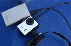Тестируем бюджетную экшн-камеру Sports Cam Waterproof 30M