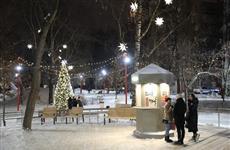 Около 97 тысяч человек посетили Нижегородскую область в новогодние праздники